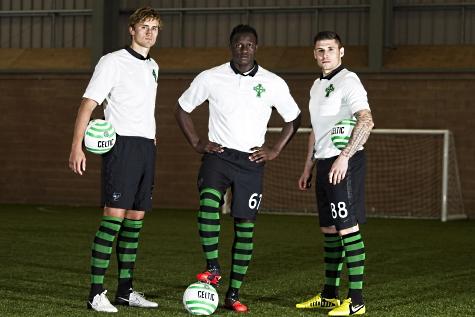 Glasgow Celtic 125th Anniversary | jersey terlaris | jersey terbaik | kaos bola