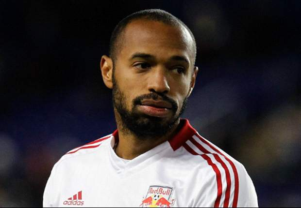 Thierry Henry to play on for 'another two years'