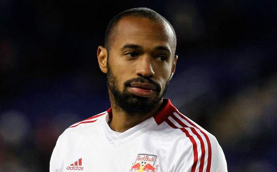 Wenger rules out Henry loan return to Arsenal