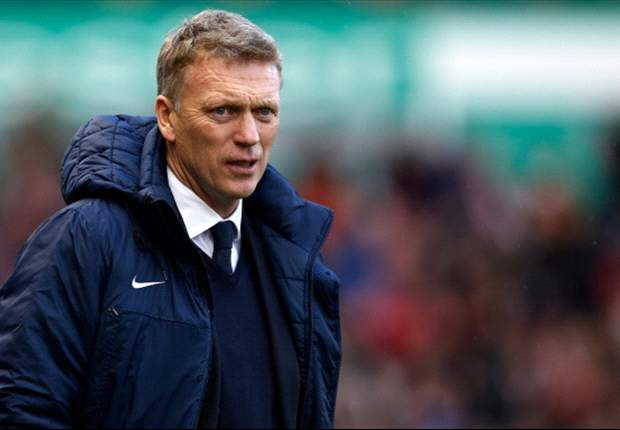 Everton boss Moyes expecting 'really tough game' against Manchester United