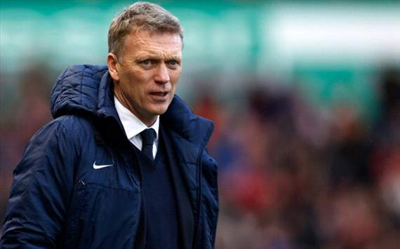 Everton were unlucky to lose to Chelsea, claims Moyes
