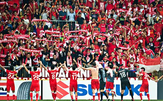 Nike Match Report: Singapore 3-1 Thailand