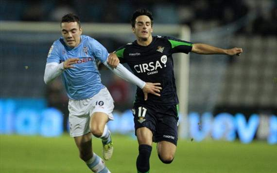 Iago Aspas, Juan Carlos - Celta v Betis