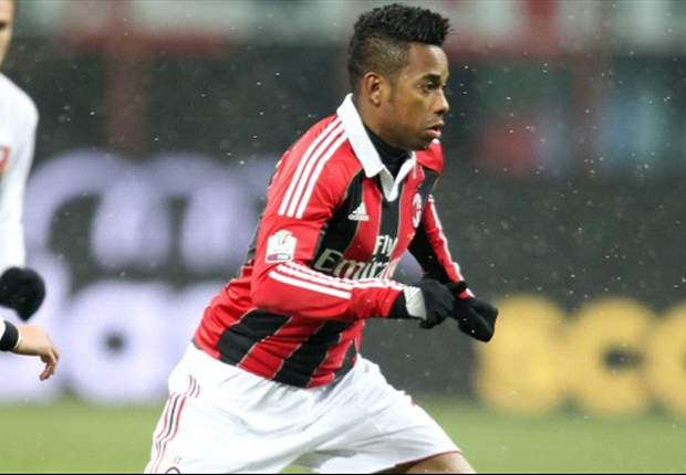 Robinho: I want to stay with AC Milan for many more years