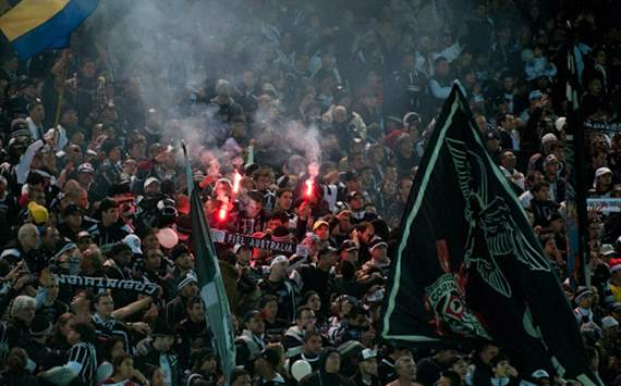 Corinthians fans face Libertadores ban