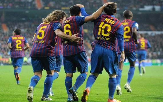 Barcelona's greatest spine secure with Messi, Xavi &amp; Puyol renewals