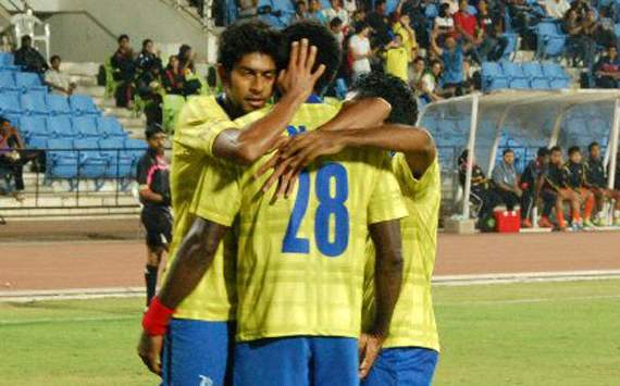 I-League:Mumbai FC vs United Sikkim