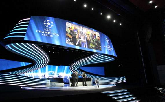 HASIL DRAWING LIGA CHAMPIONS 2012-2013 16 BESAR CHAMPIONS LEAGUE