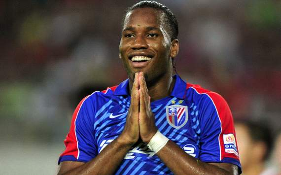Shenhua entra com documentao para impedir a ida de Drogba ao Galatasaray