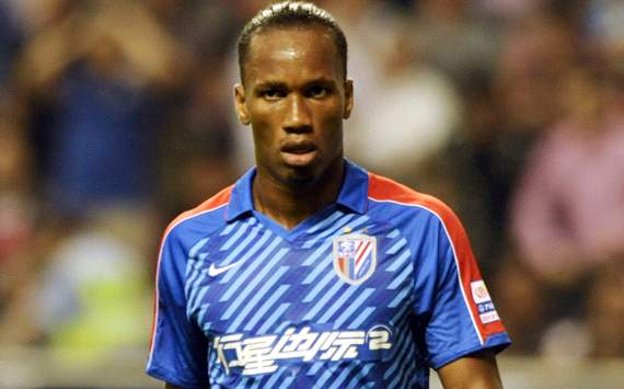 Galatasaray confirm Drogba negotiations