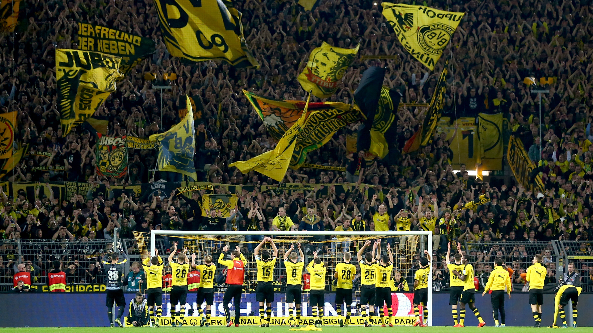 Welcome To Tunde Adenuga S Blog See How Borussia Dortmund Became The Most Watched Sporting Club In The World