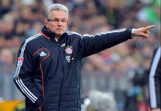 Heynckes: Gomez and Robben must accept bench role