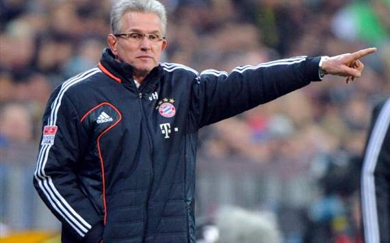 Heynckes thrilled with 'great' Bayern Munich side