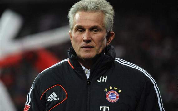Bayern Munich boss Heynckes blasts Wenger critics