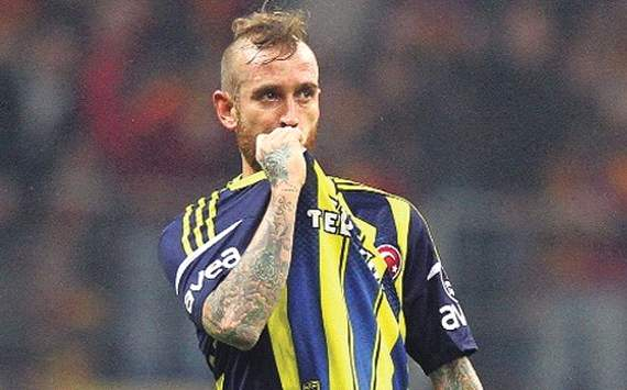 Meireles incurs 11-match ban for spitting at referee