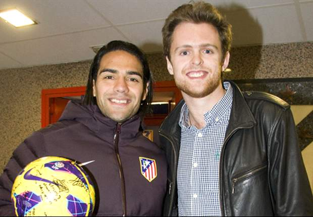 It was unbelievable to see Falcao score five goals - Goal.com's competition winner