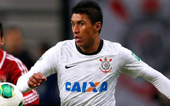 Paulinho to stay at Corinthians despite Inter offer