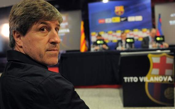 Jordi Roura: &quot;Estamos encantados con Victor&quot;