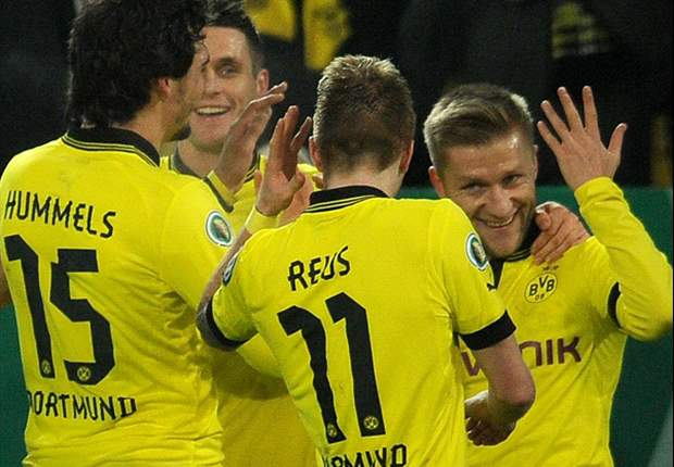 Back from the brink: Dortmund's rise up the Money League a real rags to riches story