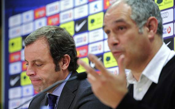 Rosell: We are convinced Vilanova will be back soon