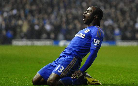Capital One Cup - Leeds United v Chelsea, Victor Moses
