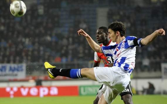 Filip Djuricic, sc Heerenveen - Feyenoord