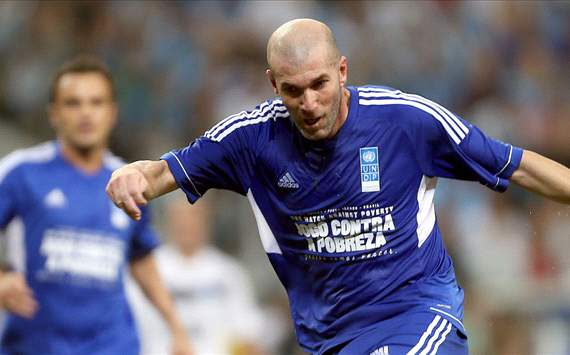 Zidane: Brazil favourites to win 2014 World Cup