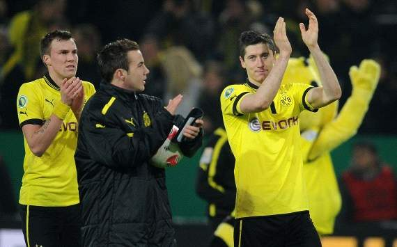 'No price in the world' will land Manchester United target Lewandowski, says Dortmund chief Watzke