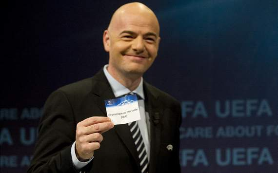 Gianni Infantino, Secretary-General of UEFA