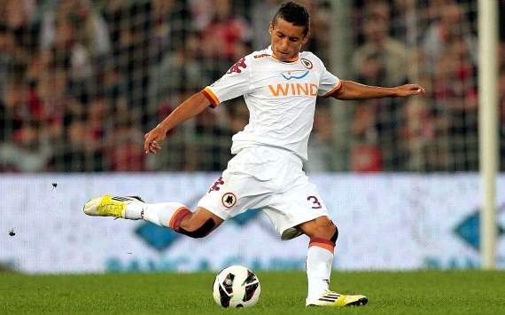 Marquinhos: I am not thinking about leaving Roma