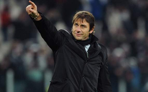 Juventus responded as I had hoped, says Conte