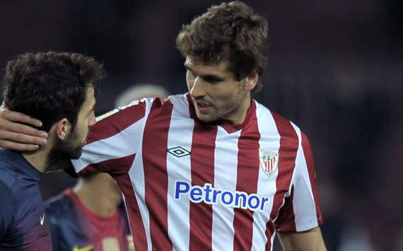 I'm leaving Athletic Bilbao, confirms Llorente