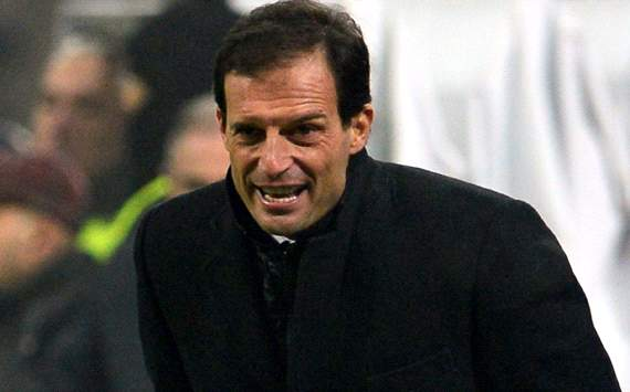 Allegri: AC Milan are growing in confidence