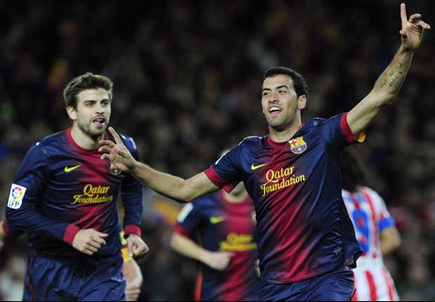 Busquets: I'm proud to be part of one of the great comebacks'