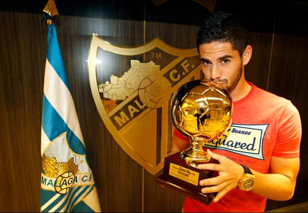 Isco wins Tuttosport's Golden Boy award