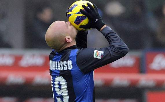 Cambiasso: Catania win crucial for Inter