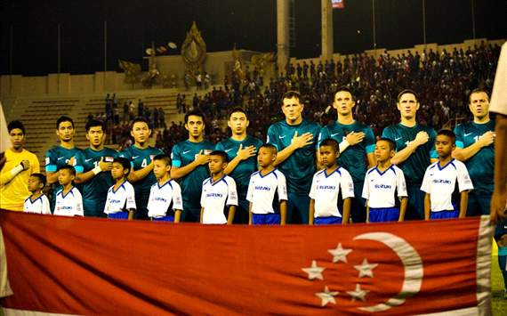 Multiple nods for S'pore at AFF Awards 2013