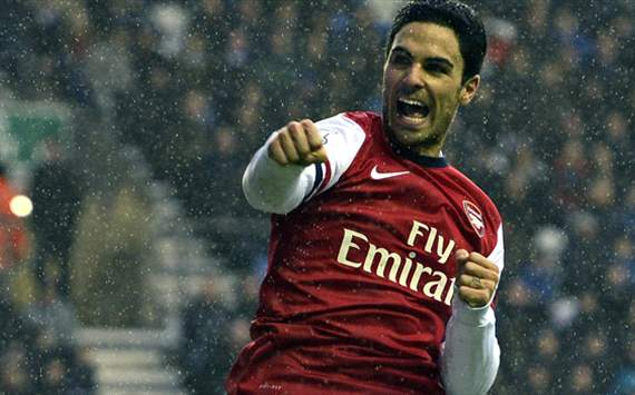 Arsenal boosted by positive Arteta scan results