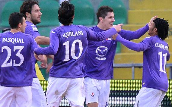 Are Fiorentina now Italy's second best team following Giuseppe Rossi deal?