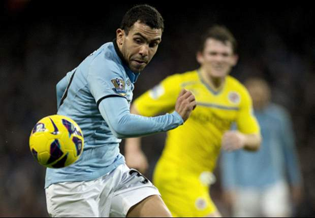 Manchester City star Tevez handed six-month driving ban