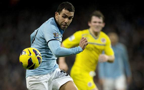 TEAM NEWS: Tevez returns as Manchester City ring changes against Leeds after Southampton shambles