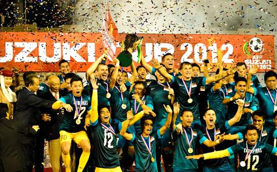 2012 AFF Suzuki Cup Best XI