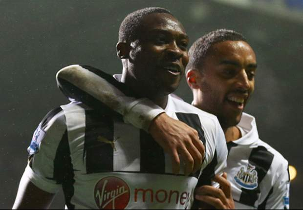 Shola Ameobi will not participate in Africa Cup of Nations, says Pardew