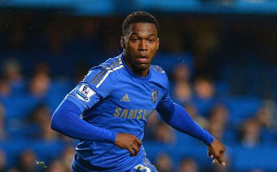 Capital One Cup - Chelsea v Manchester United, Daniel Sturridge