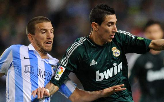 Di Maria: Real Madrid treated unfairly by referees