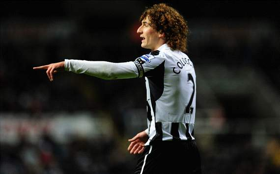 Fabricio Coloccini, Newcastle