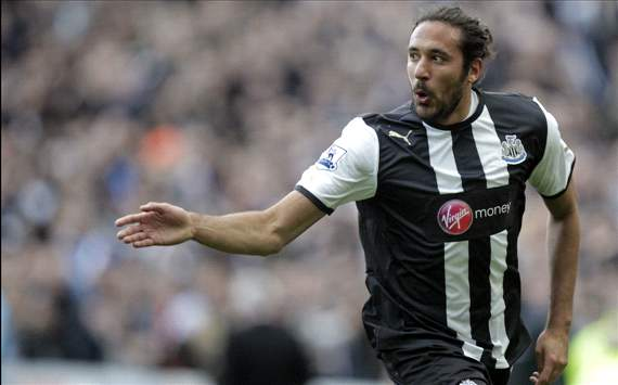 Newcastle midfielder Gutierrez: Pardew and Maradona are similar characters