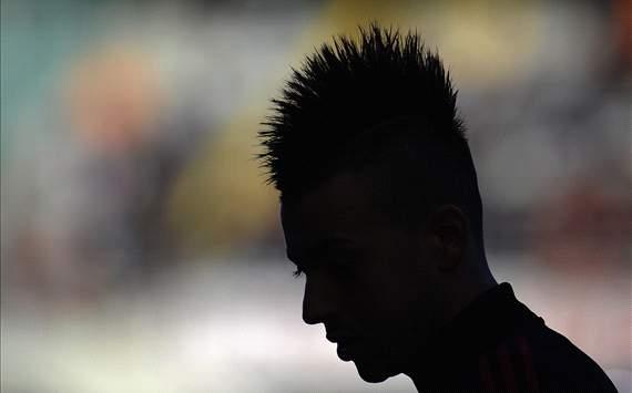 Stephan El Shaarawy, AC Milan, Serie A