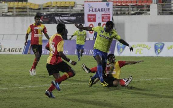 I-League:Mumbai FC Vs East Bengal