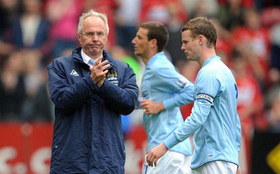Sven-Goran Eriksson claims ignorance as 1860 Munich reveal he is joining club